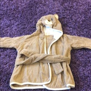 Other - Baby Bath Robe Sz 0-9 Months